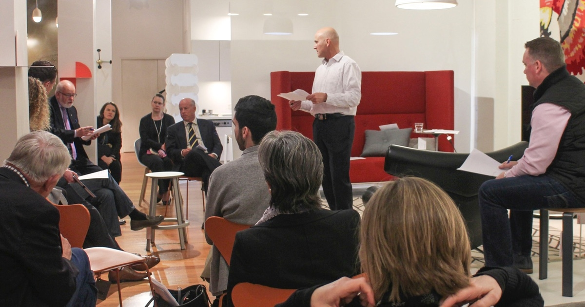 Nordic Networking Unplugged + AGM at Cult