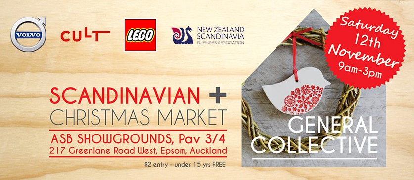 General Collective + Scandinavian Christmas Market