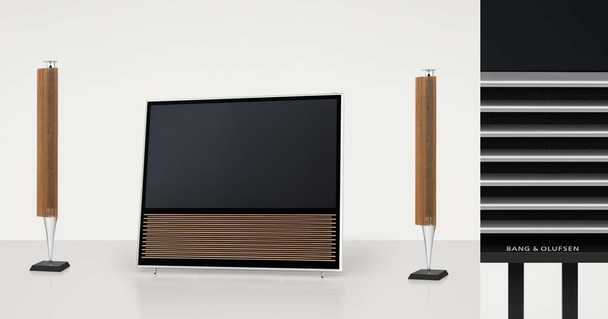 Torsten Valeur's Latest Design for Bang & Olufsen