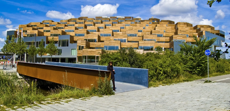 A Haven of Sustainable Living, København. Denmark